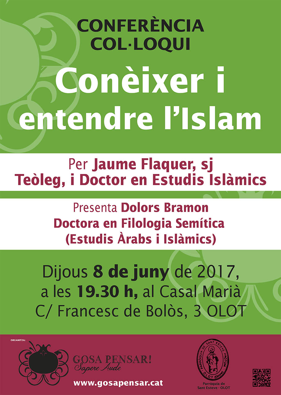 Cartell_CONEIXER L'ISLAM